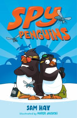 Spy Penguins by Hay, Sam