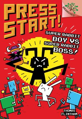 Super Rabbit Boy vs. Super Rabbit Boss! by Flintham, Thomas