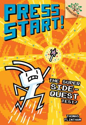 The Super Side-Quest Test! by Flintham, Thomas