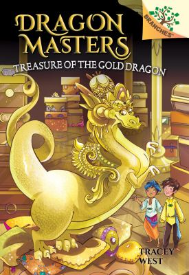Treasure of the Gold Dragon by West, Tracey