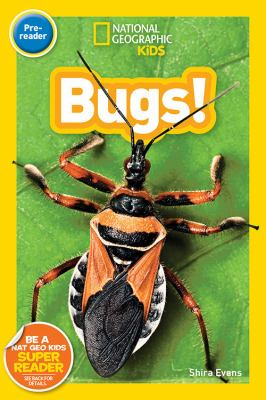 Bugs! by Evans, Shira