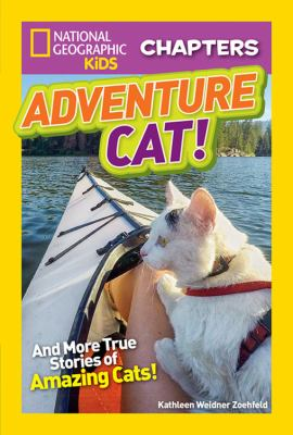 Adventure Cat! by Zoehfeld, Kathleen Weidner