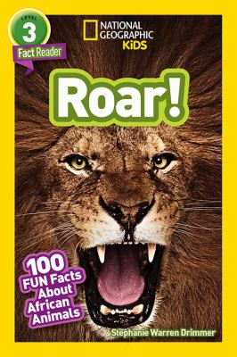 Roar! by Drimmer, Stephanie Warren