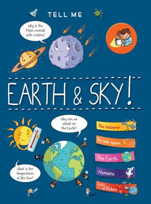 Tell Me Earth & Sky by de Mullenheim, Sophie