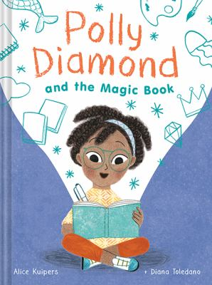 Polly Diamond and the Magic Book by Kuipers, Alice