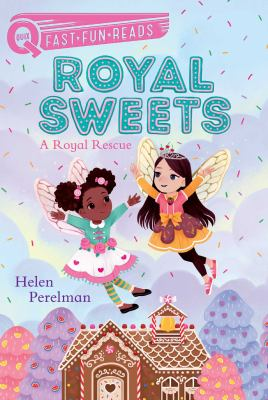 A Royal Rescue by Perelman, Helen