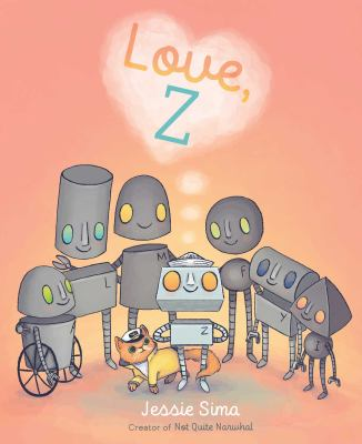 Love, Z by Sima, Jessie