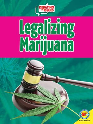 Ventura, Marne%20Legalizing Marijuana