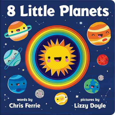 8 Little Planets by Ferrie, Chris