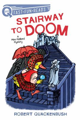 Stairway to Doom by Quackenbush, Robert