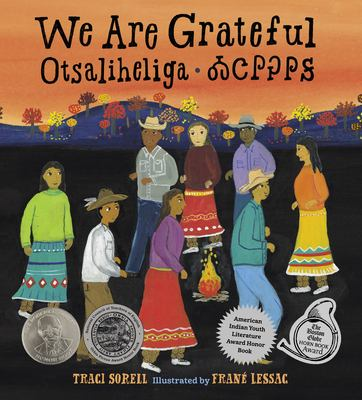 We Are Grateful by Sorell, Traci