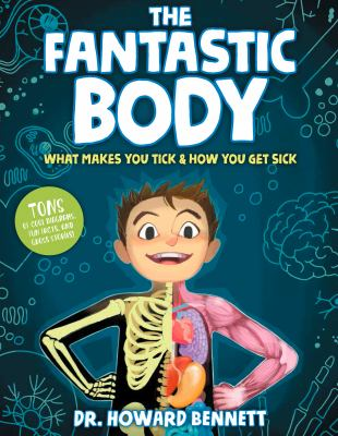 The Fantastic Body by Bennett, Howard