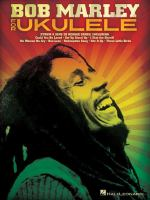 Cover image for Bob Marley for ukulele.