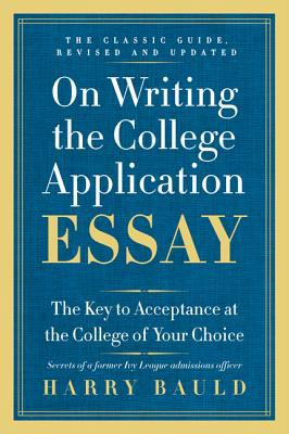 Cover image for On writing the college application essay
