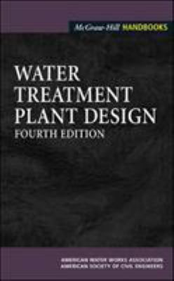 Cover image for Water treatment plant design