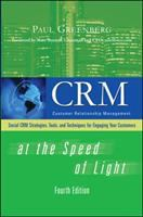 Cover image for CRM at the speed of light : social CRM strategies, tools, and techniques for engaging your customers