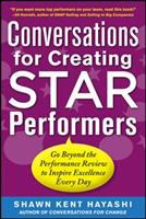 Cover image for Conversations for creating star performers : go beyond the performance review to inspire excellence every day