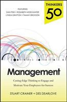 Cover image for Thinkers 50 management : cutting edge thinking to engage and motivate your employees for success