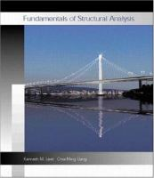 Cover image for Fundamentals of structural analysis