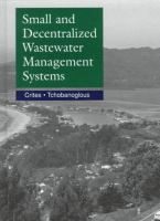 Cover image for Small and decentralized waste water management systems