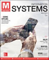 Cover image for Information systems