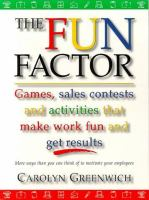 Cover image for The fun factor