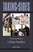 Cover image for Taking sides : clashing views in urban studies