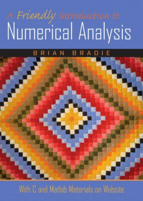 Cover image for A friendly an introduction to numerical analysis
