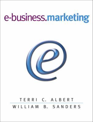 Cover image for E-business marketing