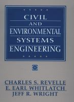 Cover image for Civil and environmental systems engineering