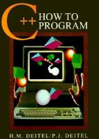Cover image for C and C ++ : multimedia cyber classroom