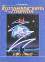 Cover image for Telecommunications and the computer