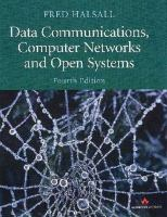 Cover image for Data communications, computer networks and open systems