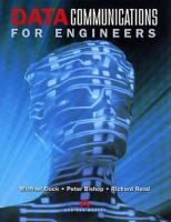 Cover image for Data communications for engineers