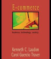 Cover image for E-commerce : business, technology, society