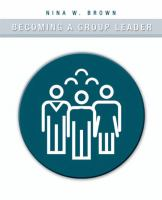 Cover image for Becoming a group leader