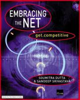 Cover image for Embracing the net :  get competitive