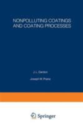 Cover image for Non-polluting coatings and coating processes