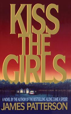 Cover image for Kiss the girls