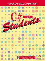 Cover image for C# for students