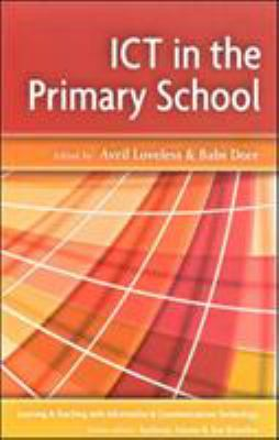 Cover image for ICT in the primary school