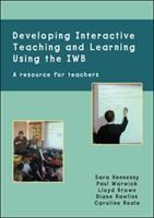 Cover image for Developing interactive teaching and learning using the IWB : a resource for teachers
