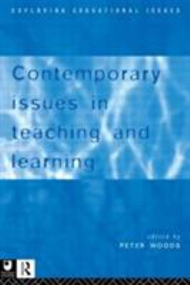 Cover image for Contemporary issues in teaching and learning