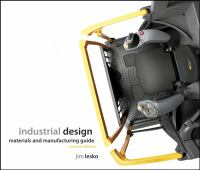 Cover image for Industrial design : materials and manufacturing guide