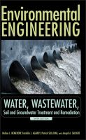 Cover image for Environmental engineering : water, wastewater, soil, and groundwater treatment and remediation