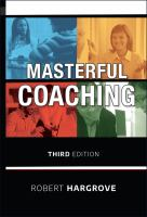 Cover image for Masterful coaching
