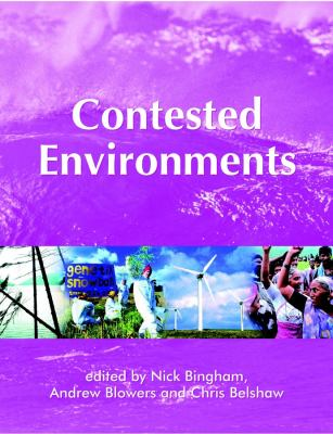 Cover image for Contested environments