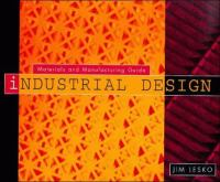 Cover image for Industrial design : materials and manufacturing