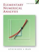 Cover image for Elementary numerical analysis