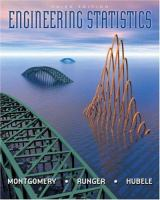 Cover image for Engineering statistics